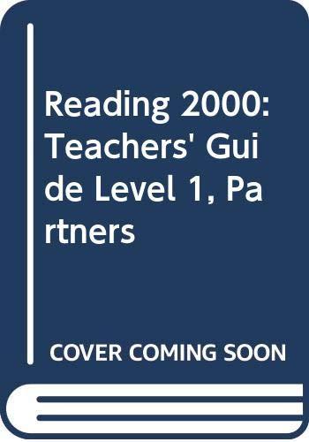 9780050051672: Reading 2000: Teachers' Guide Level 1, Partners