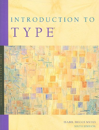 9780050436073: Introduction to Type: A Guide to Understanding Your Results on the MBTI Instrument