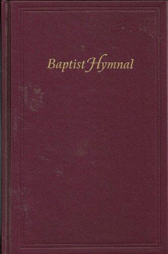 9780050858899: Baptist Hymnal: Deep Garnet Cover