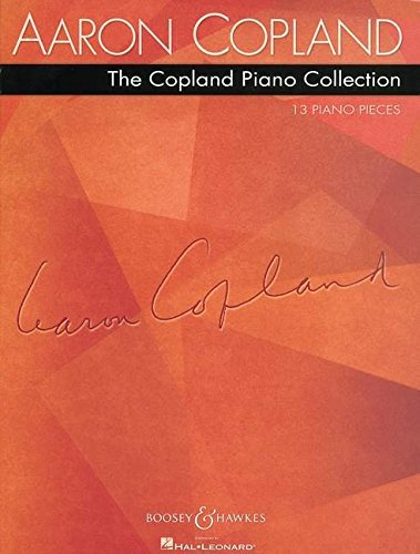 9780051246367: The Copland Piano Collection