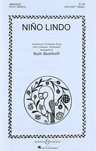 9780051468769: Ni�o Lindo (Traditional Christmas Song from Caracas, Venezuela)