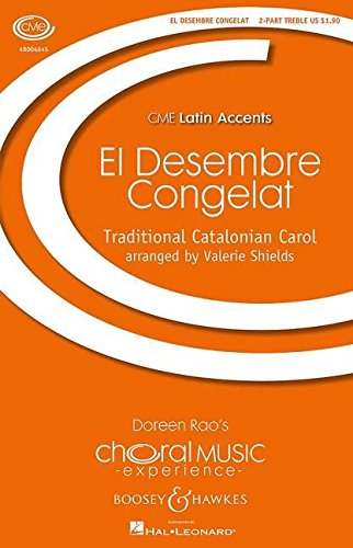 9780051468974: El Desembre Congelat (Traditional Catalonian Carol)