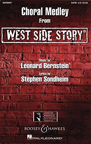 9780051471097: West Side Story, Chorpartitur