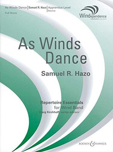 9780051660293: As Winds Dance