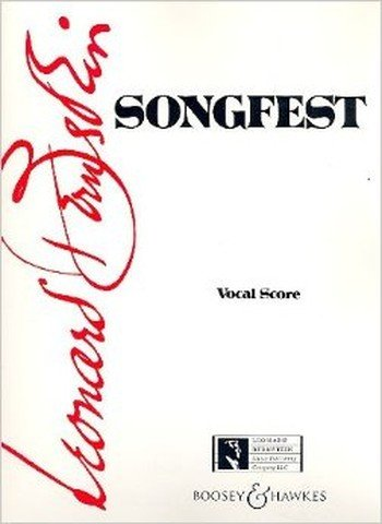 9780051908906: Songfest--boosey & Hawkes Vocal Score