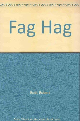 9780052534067: Fag hag (Plume fiction)