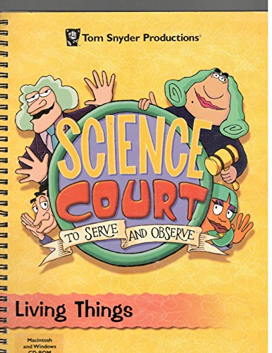 9780052854714: Science Court to Serve and Observe: Living Things (Cd Included)