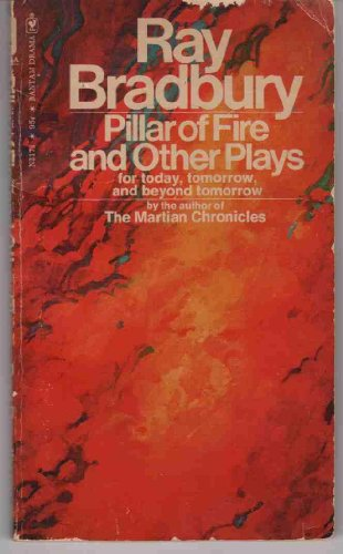 9780055302175: Pillar of Fire and Other Plays