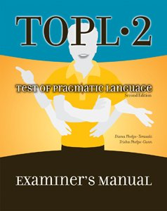 9780055412058: TOPL-2: Test of Pragmatic Language