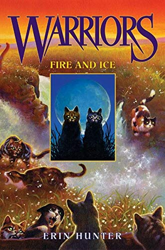 9780060000035: Fire and Ice (Warriors)