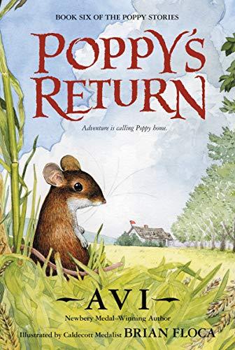 9780060000141: Poppy's Return (Poppy Stories)