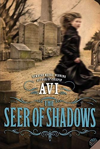 9780060000172: The Seer of Shadows