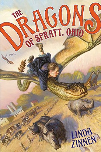 9780060000219: Dragons of Spratt, Ohio, The