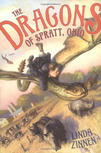 9780060000226: The Dragons of Spratt, Ohio