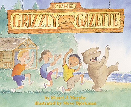 9780060000271: The Grizzly Gazette (MathStart 3)