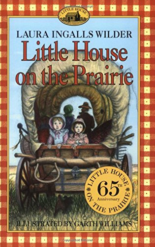 9780060000462: Little House on the Prairie Book and Charm (Charming Classics)
