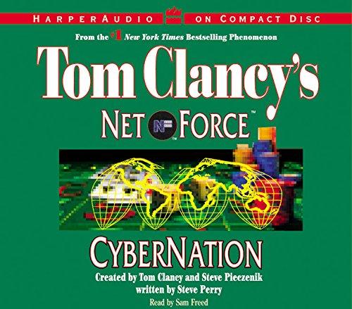 9780060000646: Cybernation (Tom Clancy's Net Force)