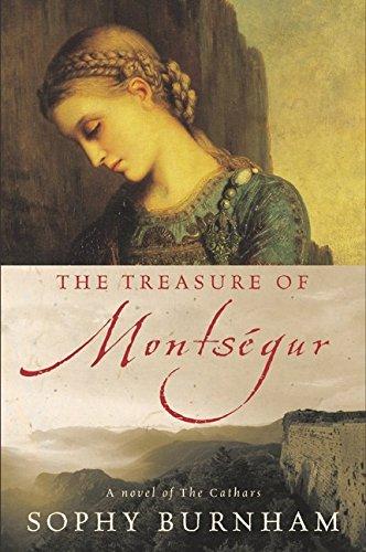 The Treasure of Montsegur: Burnham, Sophy