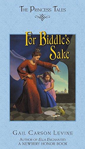 9780060000943: For Biddle's Sake (Princess Tales)