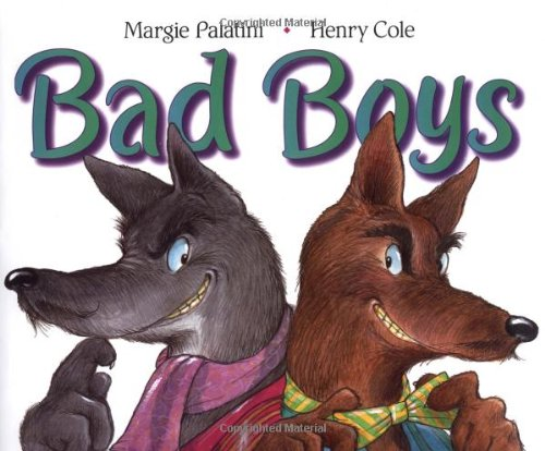 9780060001025: Bad Boys