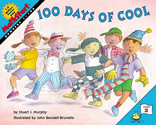 9780060001230: 100 Days of Cool (Mathstart: Level 2 (HarperCollins Paperback))