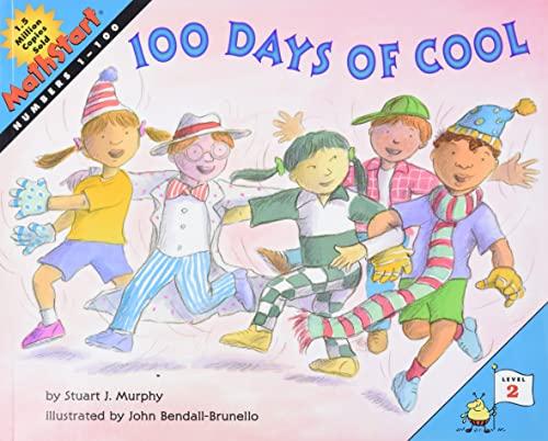9780060001230: 100 Days of Cool (MathStart 2)