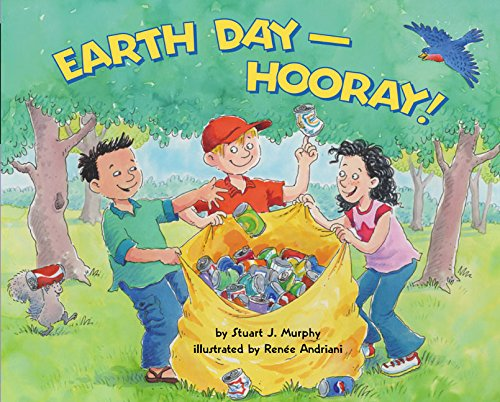 9780060001278: Earth Day-Hooray! (Mathstart: Level 3 (HarperCollins Hardcover))