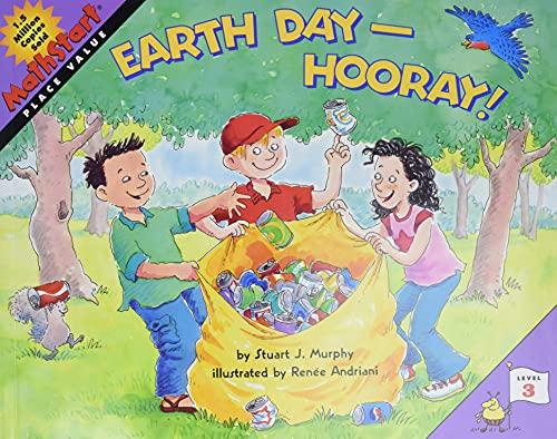 9780060001292: Earth Day--Hooray! (MathStart 3)