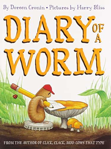 9780060001506: Diary of a Worm