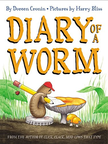 9780060001513: Diary of a Worm