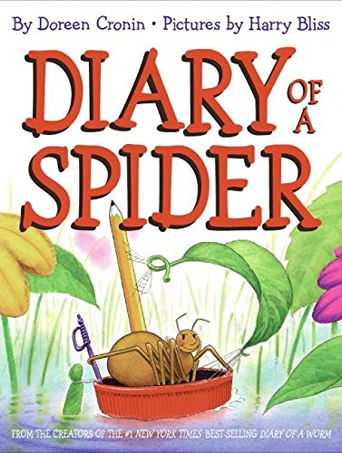 9780060001537: Diary of a Spider