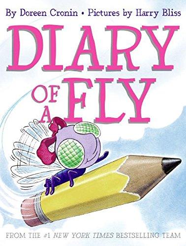 Diary of a Fly: Cronin, Doreen