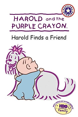 9780060001766: Harold and the Purple Crayon: Harold Finds a Friend (Festival Readers)