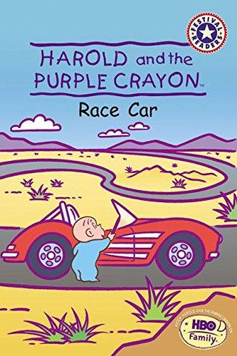 9780060001797: Harold and the Purple Crayon: Race Car (Harold & the Purple Crayon)