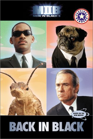 9780060001902: Men in Black II: Back in Black