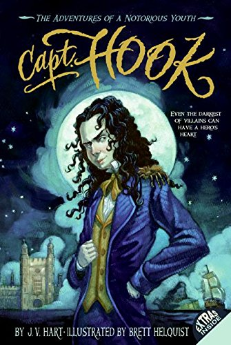 9780060002220: Capt. Hook: The Adventures of a Notorious Youth