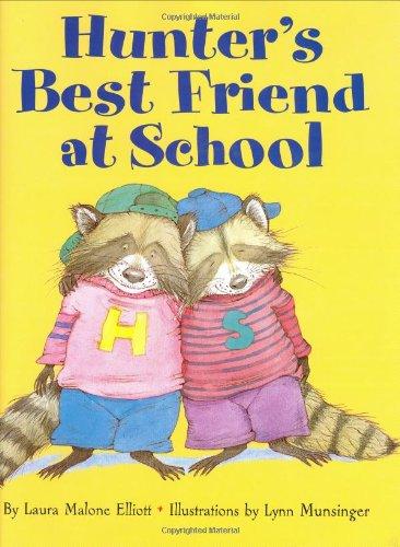 9780060002312: Hunter's Best Friend at School