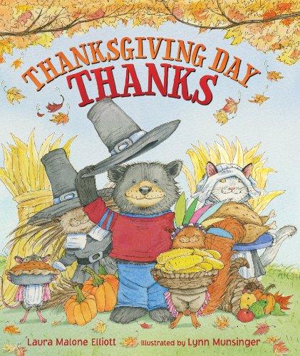 9780060002367: Thanksgiving Day Thanks