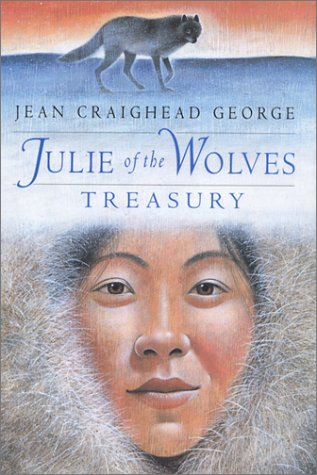 9780060002398: Julie of the Wolves: Treasury (Julie of the Wolves, Julie, and Julie's Wolf Pack)