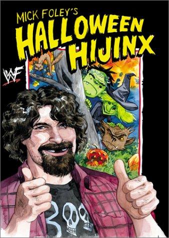 9780060002510: Mick Foley's Halloween Hijinx
