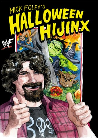 9780060002510: Mick Foley's Halloween Hijinx