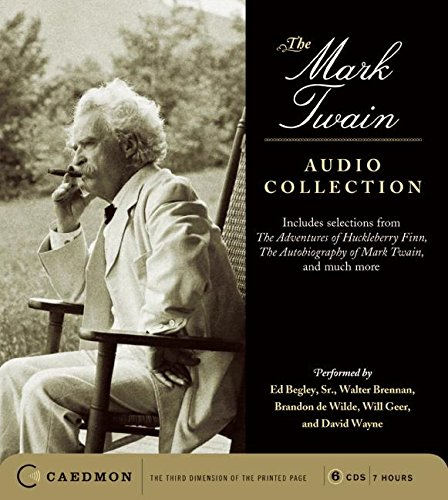 9780060002718: Mark Twain Audio CD Collection