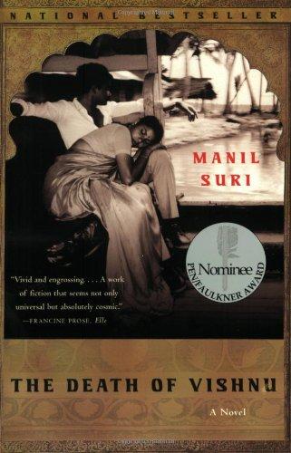 9780060004385: The Death of Vishnu: A Novel