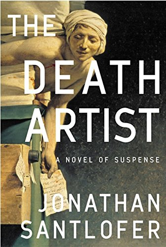 9780060004415: The Death Artist: A Novel of Suspense