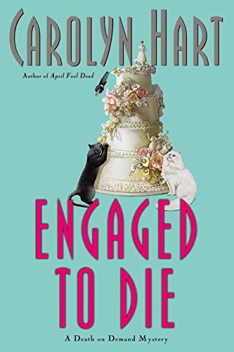 ENGAGED TO DIE (SIGNED): Hart, Carolyn