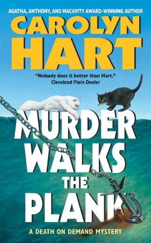 9780060004750: Murder Walks the Plank (Death on Demand Mysteries)