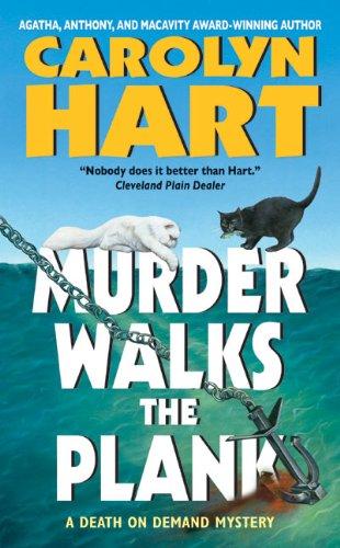 9780060004750: Murder Walks the Plank (Death on Demand Mysteries, No. 15)