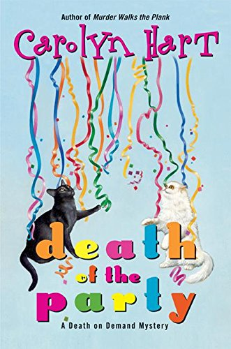 9780060004767: Death of the Party (Death on Demand Mysteries, No. 16)