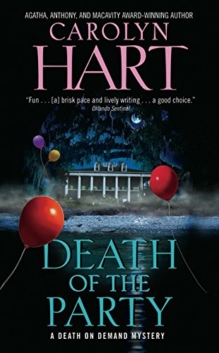 9780060004774: Death of the Party (Death on Demand Mysteries, No. 16)