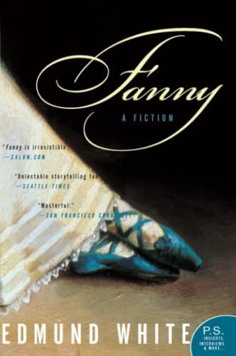 9780060004859: Fanny: A Fiction (P.S.)